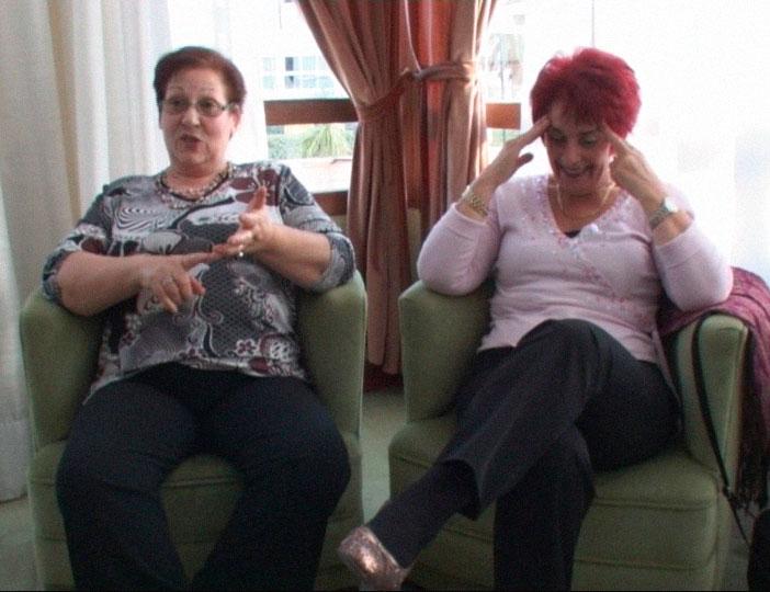 Marilis y Pilar